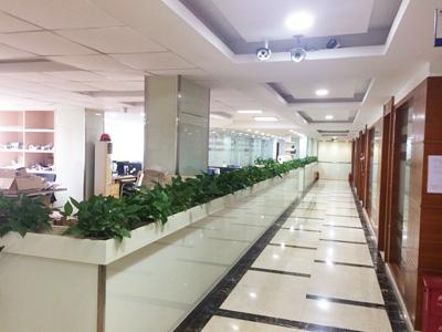 1500平方办公场所