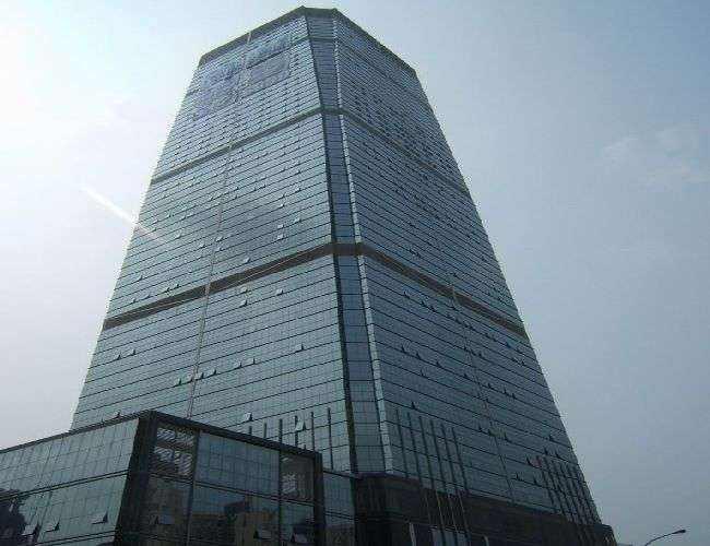 星河世纪大厦照明工程