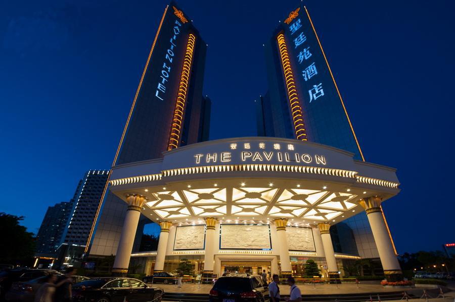圣廷苑酒店照明工程