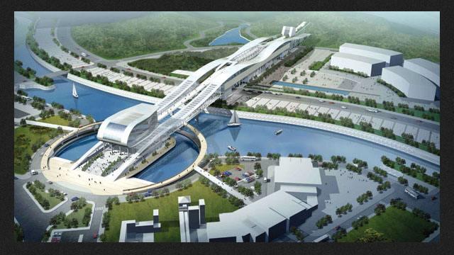 深圳大学城照明工程