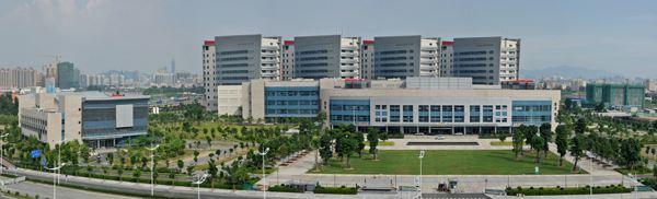 东莞市人民医院新院照明工程