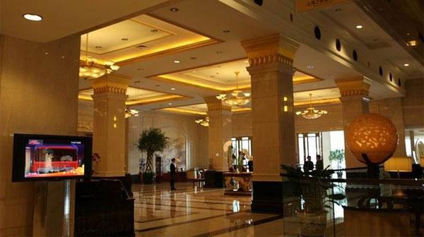 酒店大堂照明