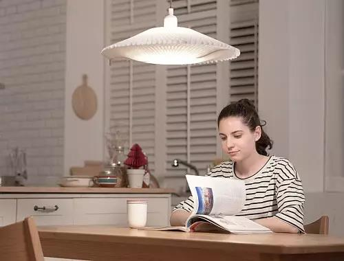 换盏灯就换种气质?真不是开玩笑!