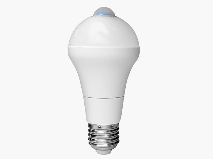 LED 万向感应球泡灯