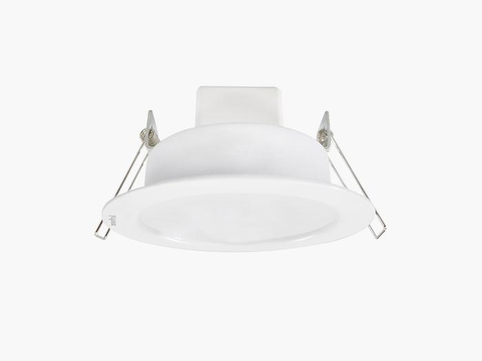 LED 智能感应筒灯