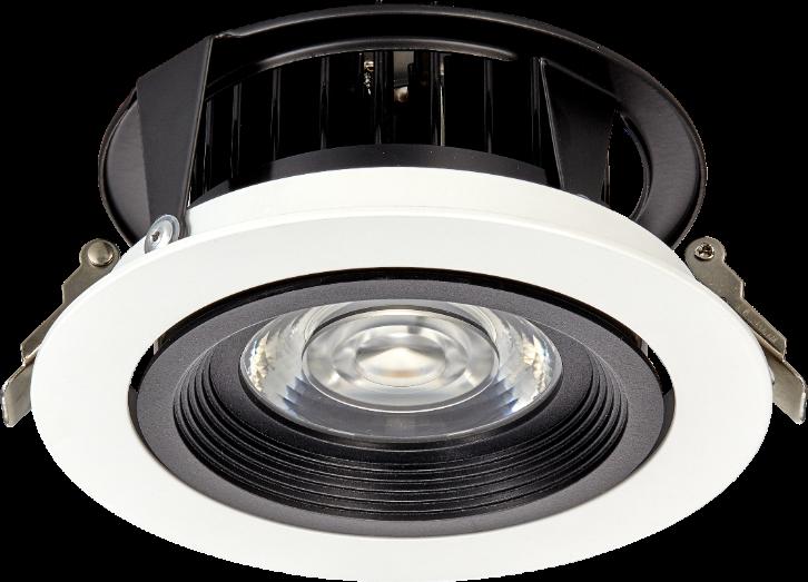 灵动系列 LED天花射灯