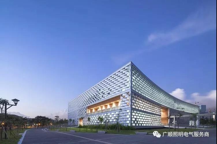 南方科技大学照明工程
